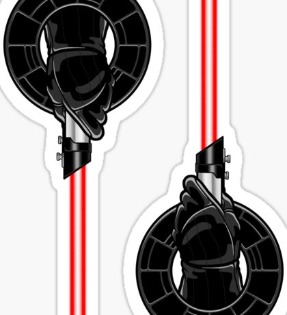 Hand of the Sith Sticker