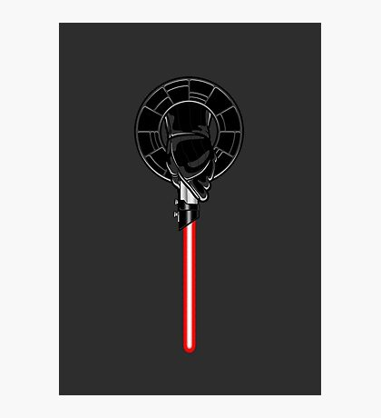 Hand of the Sith Photographic Print