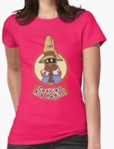 Cookies Are Magic! Womens Fitted T-Shirt