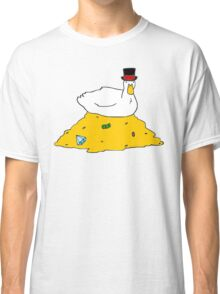 Fabulously Wealthy Duck Classic T-Shirt