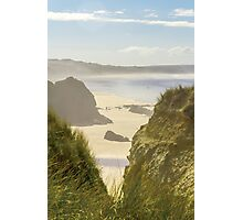 Cornwall Gwythian Photographic Print