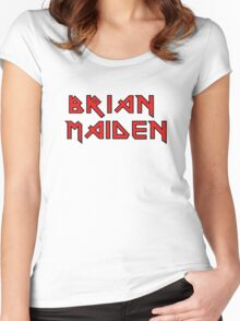 Brian Maiden Women's Fitted Scoop T-Shirt