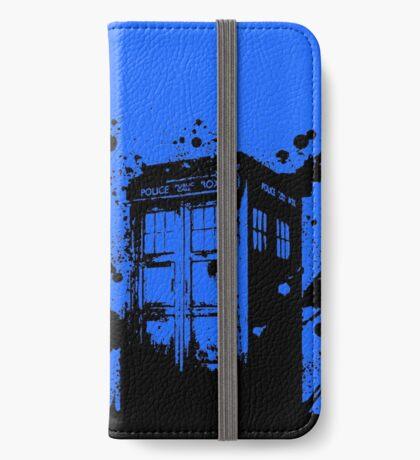 Tardis - Doctor Who  iPhone Wallet/Case/Skin