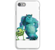 Monsters&Co iPhone Case/Skin