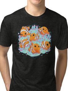 Clownfish Playground 2 Tri-blend T-Shirt