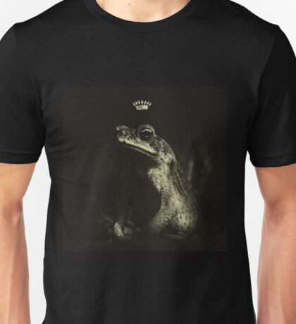 The king toad Unisex T-Shirt
