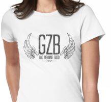 BADDEST FEMALE Womens Fitted T-Shirt
