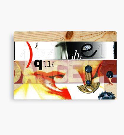 Faux-Collages #01 Canvas Print