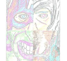 Avengers All 4 One (Wash fade effect) by Danny812