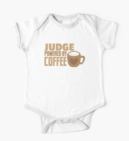 JUDGE powered by coffee One Piece - Short Sleeve