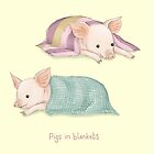 Pigs in Blankets by SprawlingPuppy