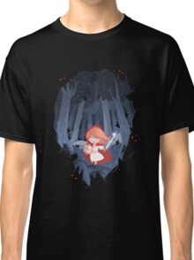Little Red Fighting Hood Classic T-Shirt