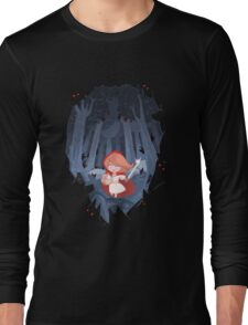 Little Red Fighting Hood T-Shirt