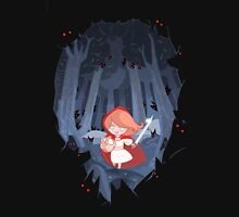 Little Red Fighting Hood Unisex T-Shirt