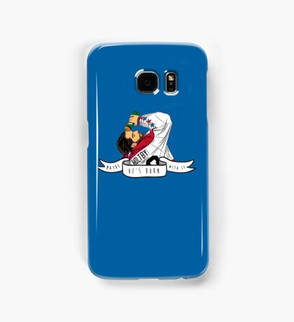 Maybe He's Born With It  Samsung Galaxy Case/Skin