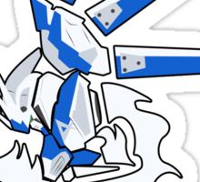 RX-93-ν2 Hi-ν Gundam  Sticker