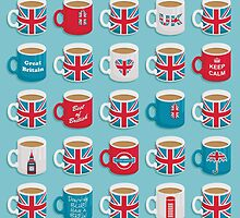 A Very British Brew by Matthew Andrews