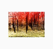 Autumn woods color bicolor digital T-Shirt