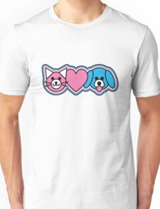 Beloved Pets Unisex T-Shirt