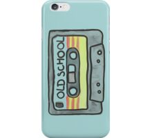 Casette Tape iPhone Case/Skin