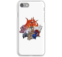 Tailed Beasts iPhone Case/Skin