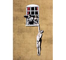 Banksy - Park Street Indiscretion Photographic Print