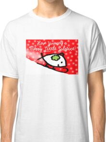 Have Yourself a Merry Little Solstice! Classic T-Shirt