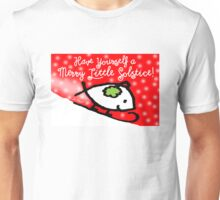 Have Yourself a Merry Little Solstice! Unisex T-Shirt