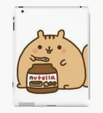 Squirrel - Nutella  iPad Case/Skin