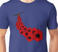 Poppy day Remembrance Unisex T-Shirt