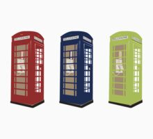 The Phone Booths Kids Clothes