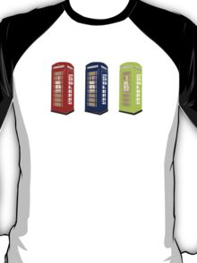 The Phone Booths T-Shirt