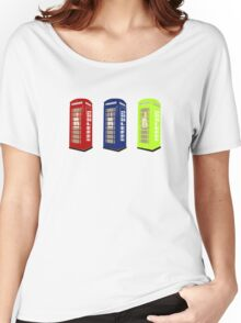 The Phone Booths Women's Relaxed Fit T-Shirt