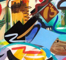 Abstract Interior #35 Sticker