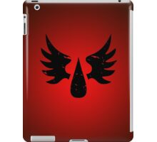Blood Angels - Sigil - Black - Warhammer iPad Case/Skin