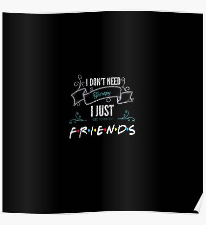 I don't need therapy Poster