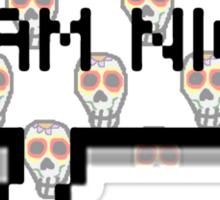 Team Nico.  Sticker