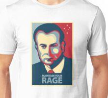 Gough Whitlam - Maintain Your Rage Unisex T-Shirt