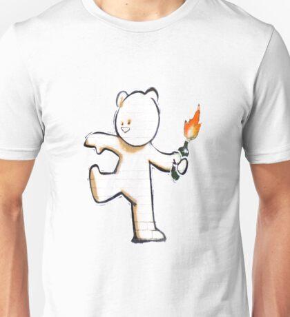 Banksy - The Mild Mild West Unisex T-Shirt