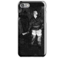 Jason in his Barn iPhone Case/Skin