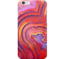 Expecting Someone? (Lace Agate) iPhone Case/Skin