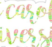 East Carolina Lilly Sticker