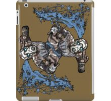 Borderlands The Presequel - The Psycho Psychoing iPad Case/Skin