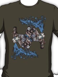 Borderlands The Presequel - The Psycho Psychoing T-Shirt