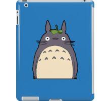 Totoro - Big Totoro is big iPad Case/Skin