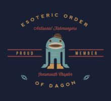 Artisanal Fishmongers (Esoteric Order of Dagon) by Devil Olive