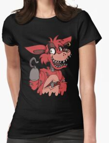 *NEW* Foxy Womens Fitted T-Shirt