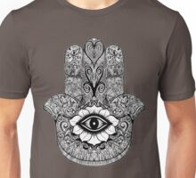 Khamsa - Hand of Fatima  Unisex T-Shirt