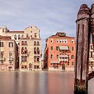 Ghostly Venice by David Clarke