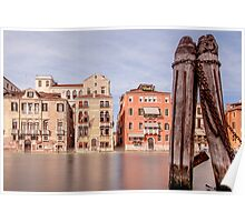 Ghostly Venice Poster